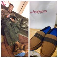 GIVEAWAY: @Dearfoams Slippers bring Comfort and Style to the Holidays and beyond - ENDS 12/13/13