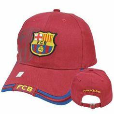 0efd43f081d Rhinox FC Barcelona Liga Espana Spain C1E07 Double Line Bill Cap FCB Barca  Hat by Gol