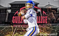 @BrodiWest7 Blessed to announce my commitment to Guilford College Jesus never fails to amaze me @kylebowers937 @goquakers