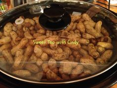 Boiled Peanuts at Home in Your Crock Pot