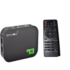 A20 1.5GHz Dual Core Android 4.2 Smart TV Box Media Player HD 1080P
