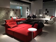 #MDFItalia at #immCologne2016 with its new, upholstered products