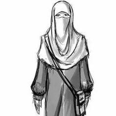 :) #niqab #hijab