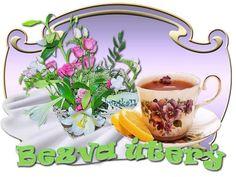 Tea Cups, Night, Cup Of Tea