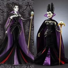 Disney Villains Designer Dolls