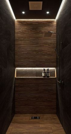 Don't let a small bathroom stand in the way of your dream bathroom . Don't let a small bathroom stand in the way of your dream bathroom . Hotel Bathroom Design, Modern Bathroom Design, Bath Design, Spa Design, Modern Luxury Bathroom, Washroom Design, Toilet Design, Bad Inspiration, Bathroom Inspiration