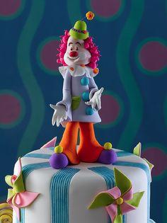 https://flic.kr/p/76pWs1 | Palhaço (www.djalmareinaldo.com.br) | Detalhe palhaço do bolo Dia das Crianças... (Foto Antonio Di Ciommo)
