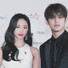 Kim Min Gyu, Chou Tzu Yu, Kpop Couples, Dance The Night Away, Mingyu, Seventeen, Red Carpet, Awards, Artist