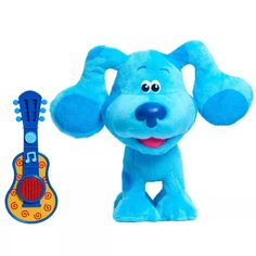 Blue's Clues & You! Dance-Along Blue Plush : Target