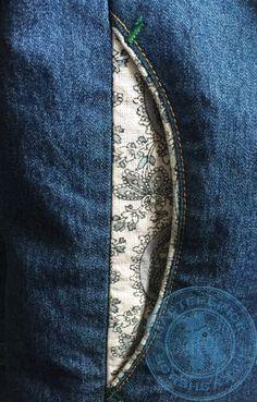 Sewing patterns mens fabrics Ideas in 2020 Sewing Hacks, Sewing Projects, Dress Patterns, Sewing Patterns, Sac Vanessa Bruno, Sewing Pockets, Fashion Details, Fashion Design, Fabric Manipulation