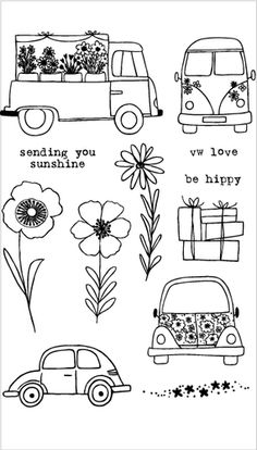 20230 car garden set 20230 car garden set The Effective Pictures We Offer You About Doodle Art nature A quality picture can tell you many things. Bullet Journal Art, Bullet Journal Ideas Pages, Bullet Journal Inspiration, Simple Doodles, Cute Doodles, Flower Doodles, Car Drawings, Doodle Drawings, Auto Illustration
