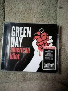 Green Day : American Idiot CD
