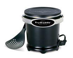 FryDaddy Electric Deep Fryer by Presto
