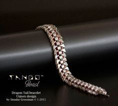 Tango 2-Hole Triangle Bead Free Pattern