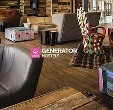 Generator Hostel London est une auberge de jeunesse qui vous plonge dans un univers urbain et chic ! Bénéficiez de tarifs préférentiels grâce à House London Trip !