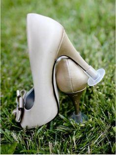 High Heel Schutz- Super praktisch! ♥ Stylefruits Inspiration ♥ #HighHeels #protection #outside