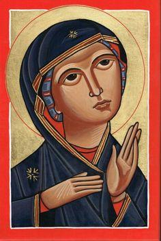 Coptic Madonna