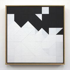 Chess Painting No. 26, Tom Hackney 2012