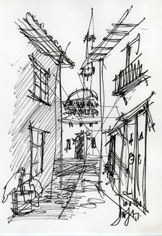 rough architectural sketches. Exellent Rough Rough Sketch To Architectural Sketches G