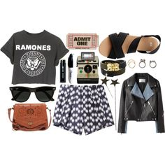 """""""I'm with the band"""" by rachelgasm on Polyvore"""
