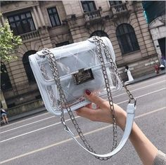 Jelly Bag-Jelly Bag Manufacturers, Suppliers and Exporters on Alibaba.comHandbags Small Shoulder Bag, Chain Shoulder Bag, Shoulder Handbags, Clear Handbags, Small Handbags, Mini Crossbody Bag, Mini Purse, Clear Beach Bag, Jelly Crystals