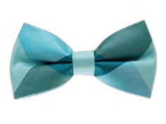 Bison Plaid - Turquoise (Bow Ties) | Ties, Bow Ties, and Pocket Squares | The Tie Bar