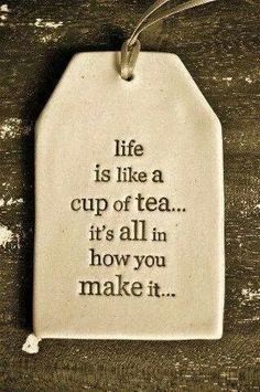 Motivational Quotes, Inspirational Quotes, Positive Quotes, My Cup Of Tea, The Tea, Typography Quotes, Typography Design, Design Quotes, Vintage Tea