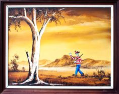 Creative Ideas for Upcycling Thrift Store Art - Cut It Out