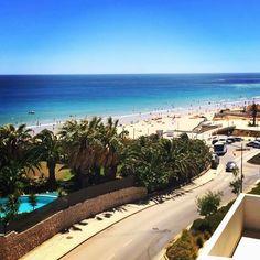 #lagos #portugal #portugalia #ocean #blue #sky #holidays #l4l