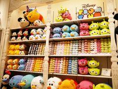 Adult Disney store in Tokyo.