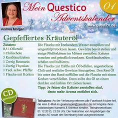 1. Türchen des Questico Adventskalenders 2013. www.questico.de
