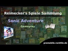 Reimecker's Spiele Sammlung : Sonic Adventure