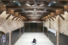 Tadao Ando's Punta Della Dogana Museum Through the Lens of Luca Girardini