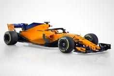 2018 McLaren MCL33 - Renault (prezentacja)