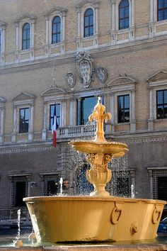 Piazza Farnese - Roma | Bruno Brunelli | Flickr