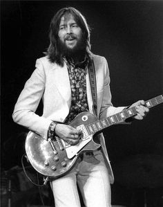 "Gibson Les Paul Standard ""Lucy"" One-Off George Harrison Eric Clapton Beatles Derek Trucks, The Yardbirds, Les Paul Standard, Famous Photographers, Gibson Les Paul, Playing Guitar, Music Guitar, Guitar Chords, Eric Clapton"