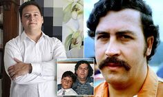 Pablo Escobar's son reflects on the high life of his youth