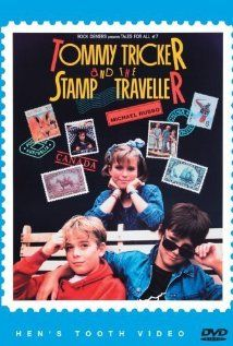 Tommy Tricker and the Stamp Traveller My nephew, Anthony Rogers was Tommy Tricker!