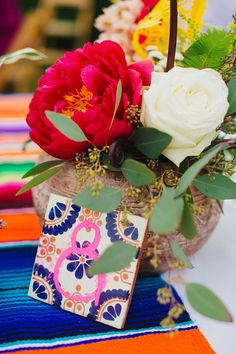Mid-Century Mexican Wedding at the Belmont Dallas