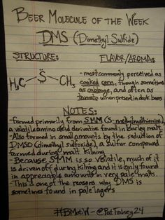 DMS (Dimethyl Sulfide)-Volatile sulfur compound responsible for cooked corn aromas
