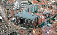 C'est la Mediathéque José Cabanis Toulouse, Multi Story Building, Cities