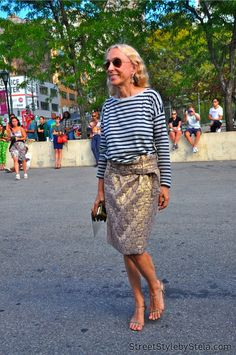 Franca Sozzani, New York