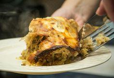 Rakott savanyú káposzta Diet Recipes, Cooking Recipes, Healthy Recipes, Healthy Foods, Dinner Options, Lasagna, Poultry, Casserole, Bacon