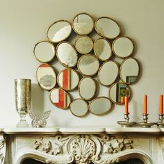 The Piet Mirror - Wall Mirrors - Mirrors - Lighting