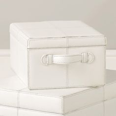 *Archives* KD Box With Leather Handle | Archives | Pinterest | Storage and House & Archives* KD Box With Leather Handle | Archives | Pinterest ...