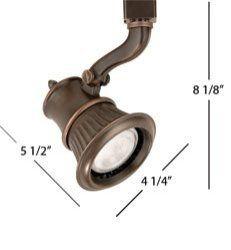 WAC Lighting HTK-793-AB H Ser. Line Voltage Track Head Par20 50w by WAC Lighting. $108.00. WAC Lighting HTK-793-AB H Ser. Line Voltage Track Head Par20 50w