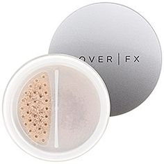 COVER FX Matte Setting Powder in Light - completely sheer...AWESOME setting powder! Little goes a long, long way!