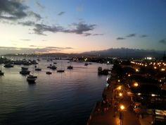 La Guancha, Ponce #turismointernoamimodo #PRbello  Hermosa vista!!