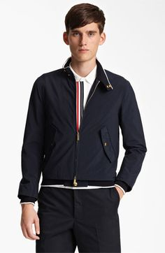 Thom Browne Barracuda Jacket.