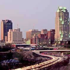 Raleigh, NC- who wouldn't want to build a new home here?